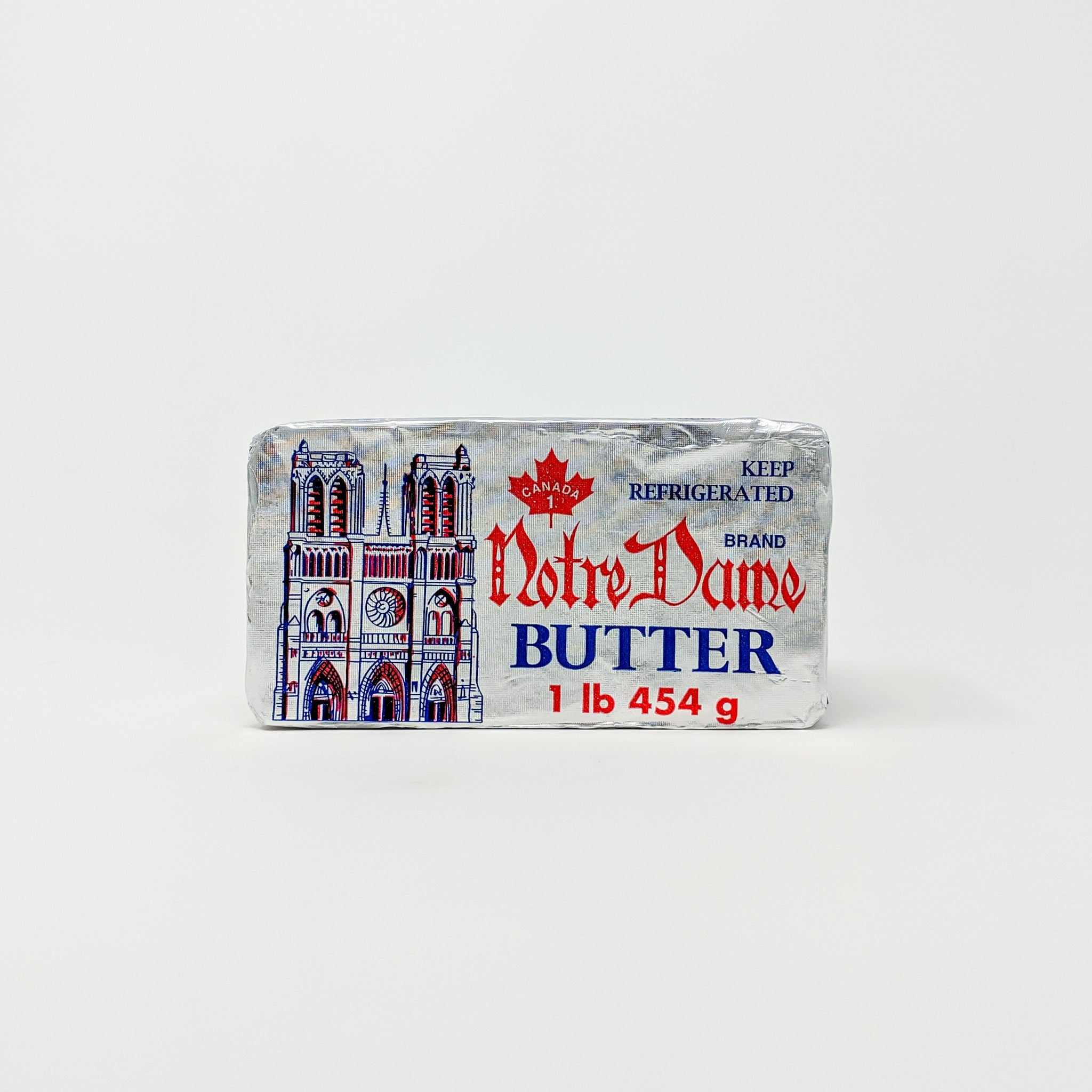 Salted Butter - Notre Dame Creamery