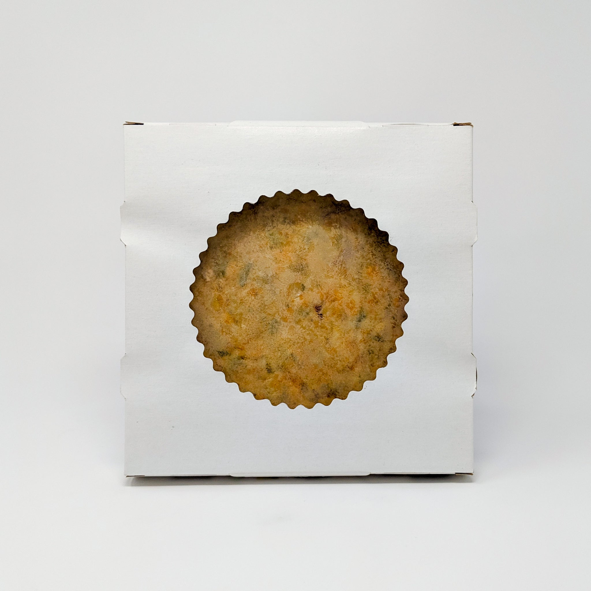 "Sundried Tomato Quiche 8"" - Molly's Meat Pies - Frozen"