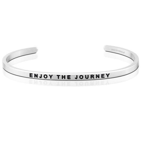 Enjoy the Journey - Mantraband