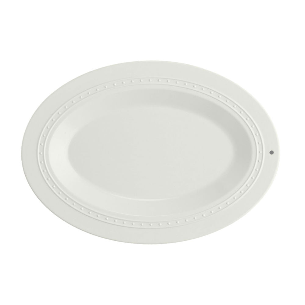 Melamine Oval Server
