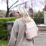 Kim Backpack - Muted Rose
