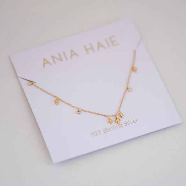 Bohemia Gold Necklace