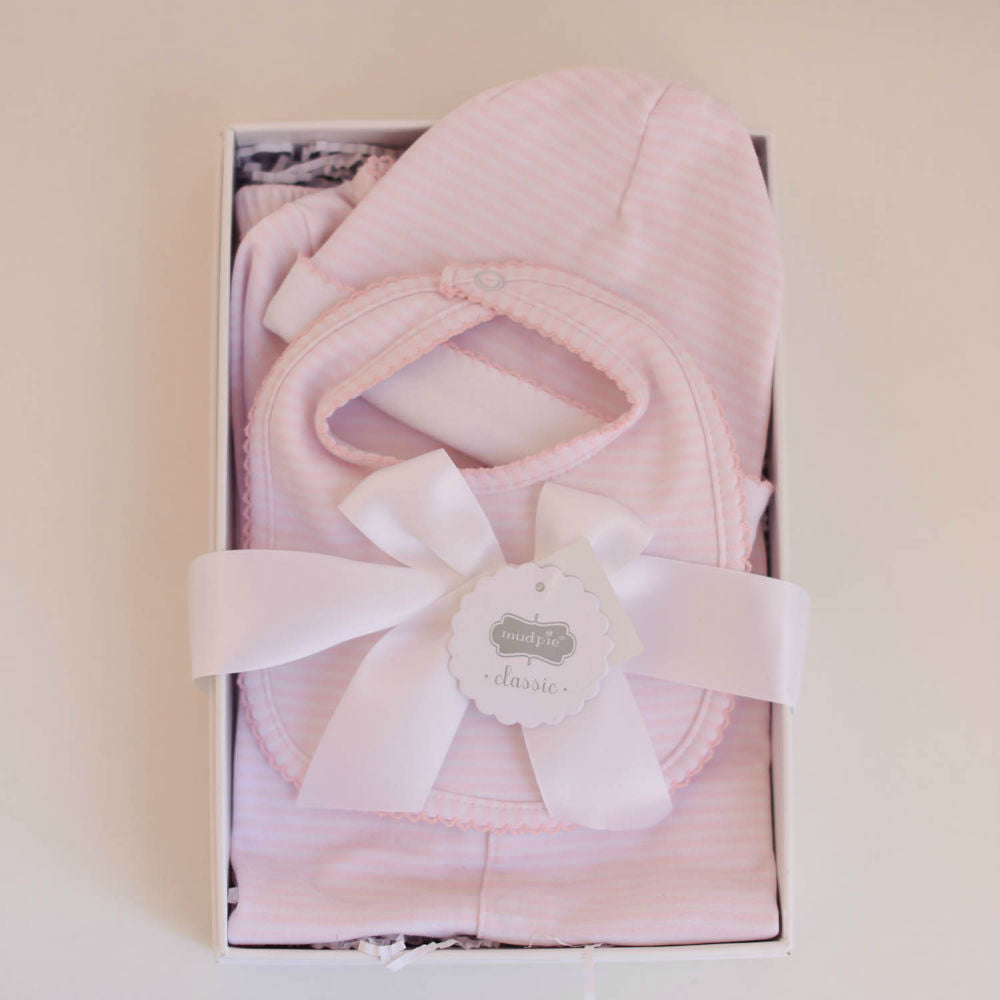 Baby Girl Layette Gift Set