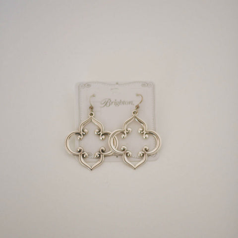 Toledo Statement French Wire Earrings