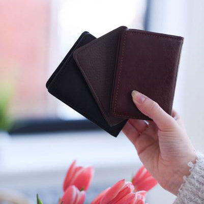 Mens Brighton Leather Wallet