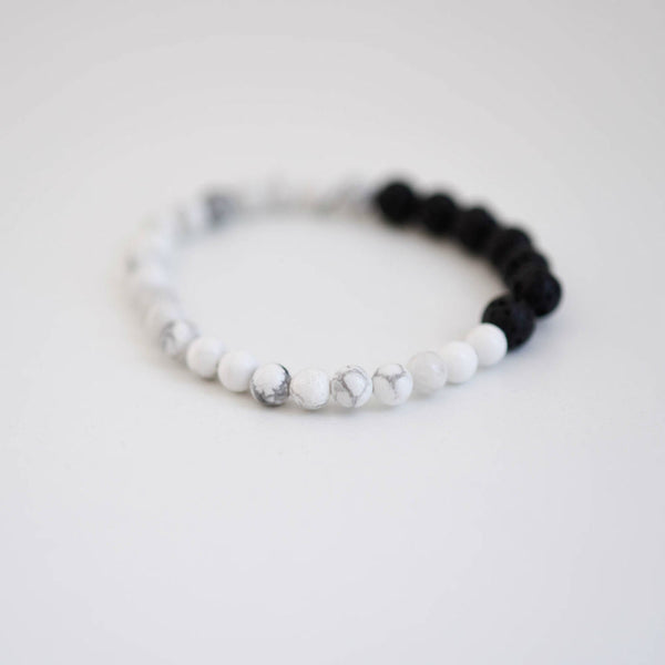 Essential Oil Lava Bead Bracelet
