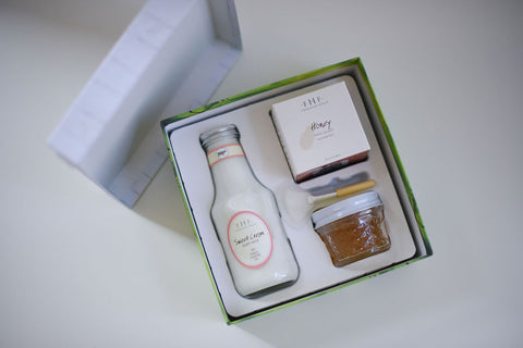 Farmhouse Fresh Milk & Honey Gift Set