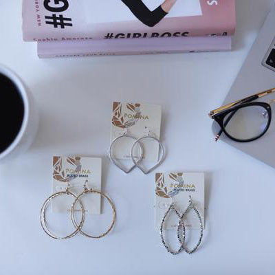 Gracie Earrings