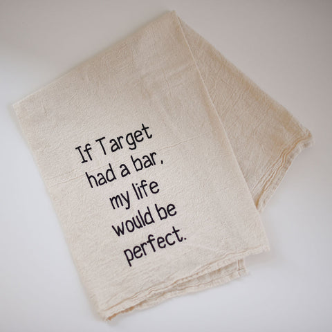 Quote Hand Towel