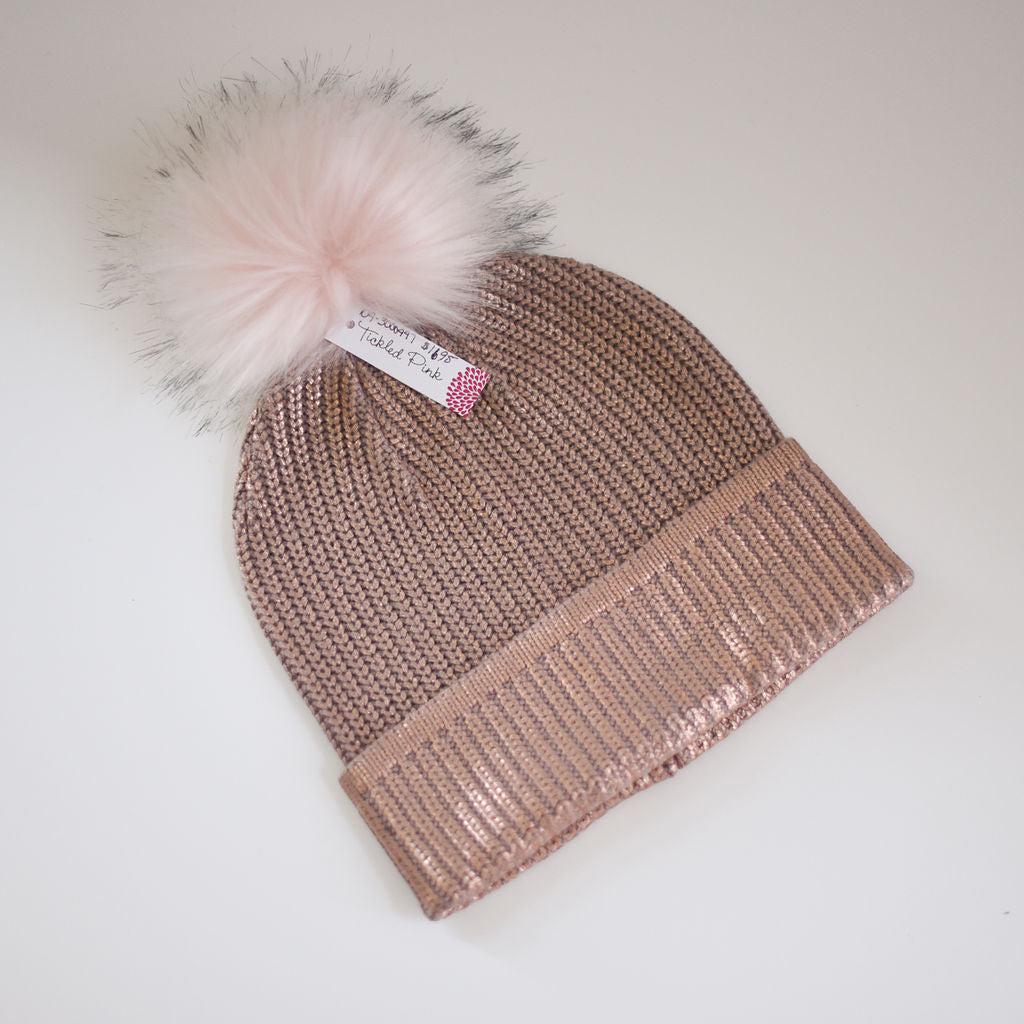 Tickled Pink Hat