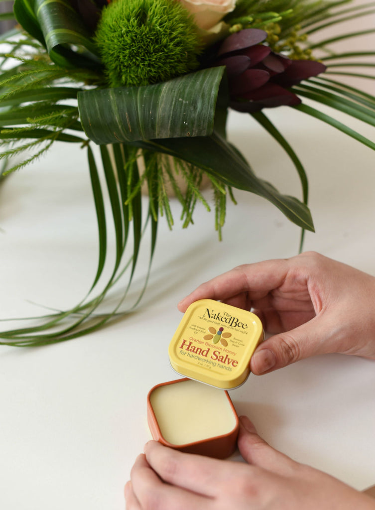 The Naked Bee Hand Salve For Hardworking Hands