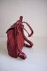 Oscar Backpack in Red