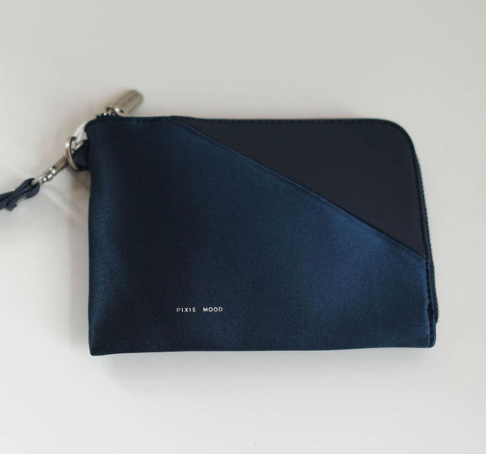 Stacy Wallet - Navy