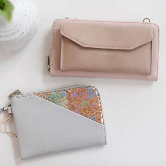 Pixie Mood Crossbody and Wristlet