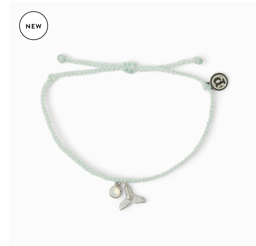 Mermaid Tail Pura Vida Bracelet