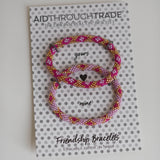 Aid Through Trade Friendship Bracelets