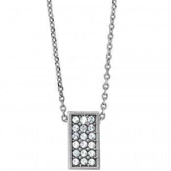 Silver Meridian Zenith Necklace