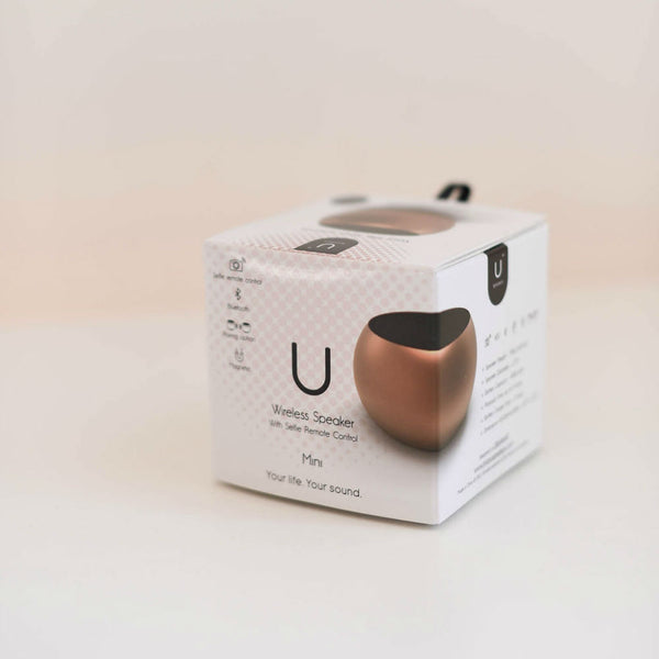 U Mini Wireless Speaker
