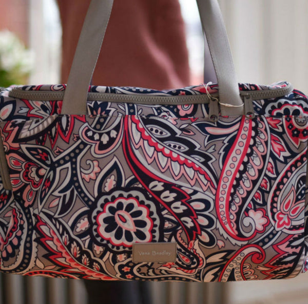 ReActive Small Gym Bag in Gramercy Paisley