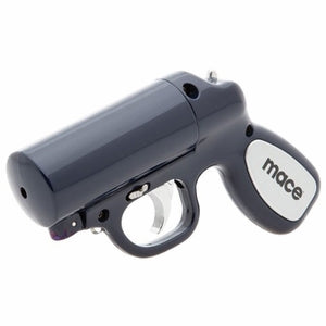 MACE Brand Pepper Spray Hand Gun with Laser in Black thumbnail