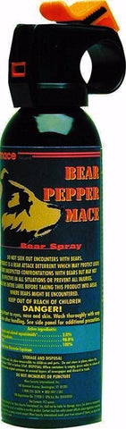 Pepper Spray Bear pepper spray mace extra strong Bear formula gas pepper spray best pepper spray