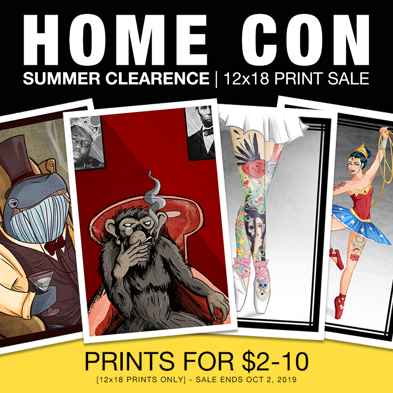 Home Con - Summer Clearance Sale