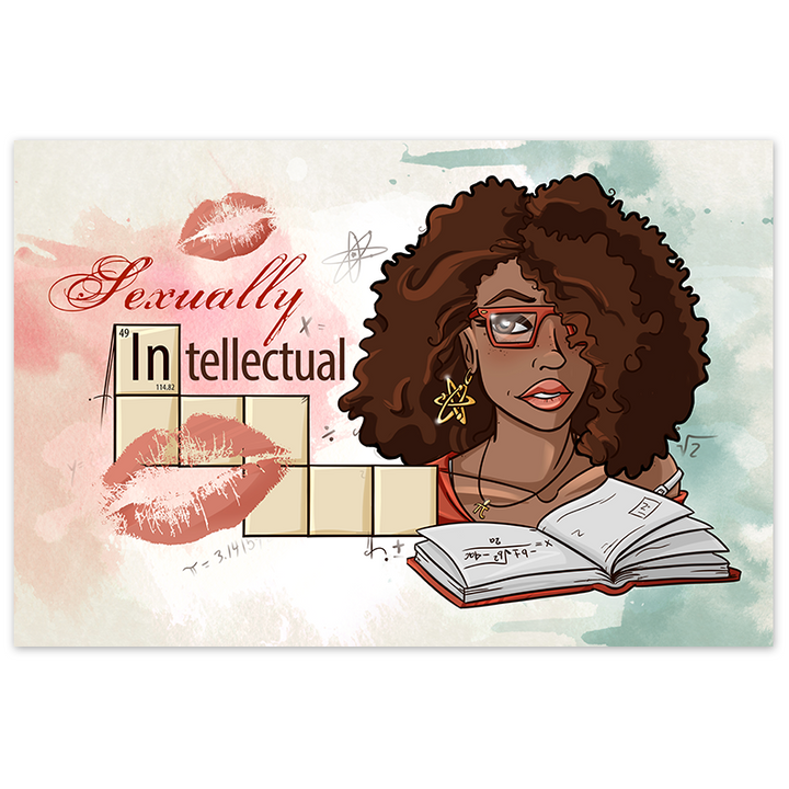 Sexually Intellectual - 8x12 Print - [product_vender] - Corvink