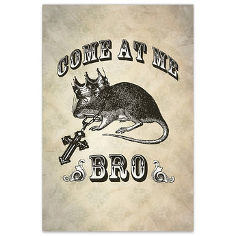 Come At Me Bro - 8x12 Print - [product_vender] - Corvink