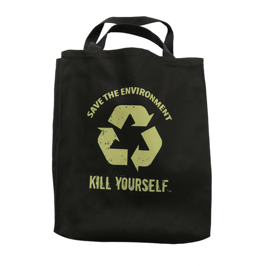 Save the Environment, KYS - New Tote Bags