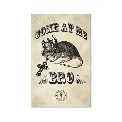"Come At Me Bro - 2""x3"" Magnet"