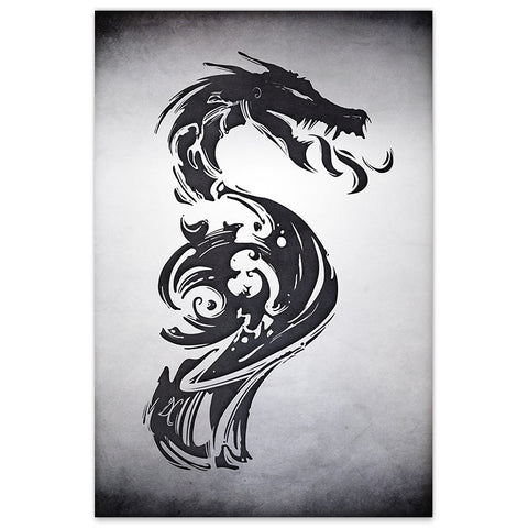 "Destined Legends ""Mark Of The Dragon"" - 8x12 Print - [product_vender] - Corvink"