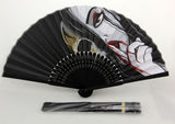 Death is Silent - LTD Hand Fan
