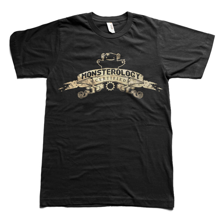 Monsterology Certified - Unisex Shirt [I]