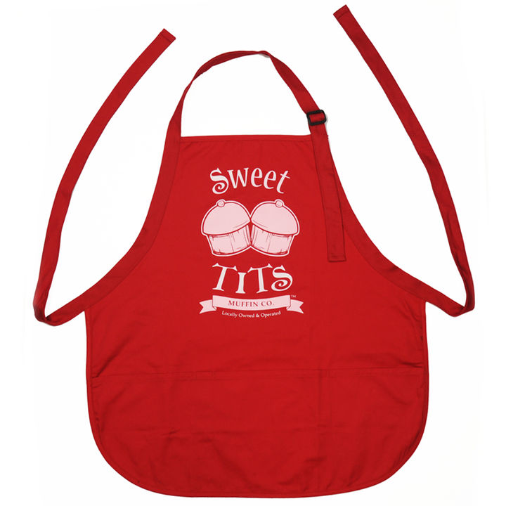 Sweet Tits Muffin Co. Apron - [product_vender] - Corvink