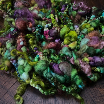 Woodland Jumbo boucle Art yarn