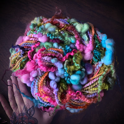 Rosie - Art yarn