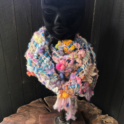 Hand woven scarf SALE