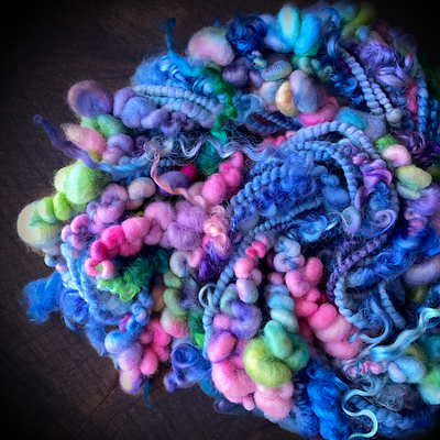 Art yarn dream