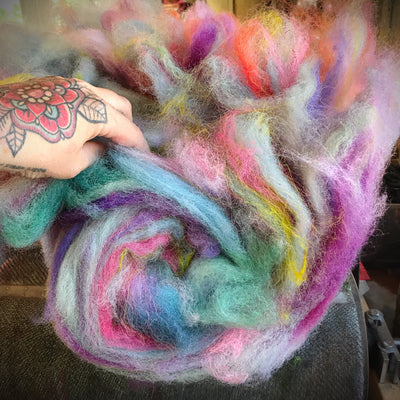 Cours de filage sur rouet Hand spinning classes - Mynoush