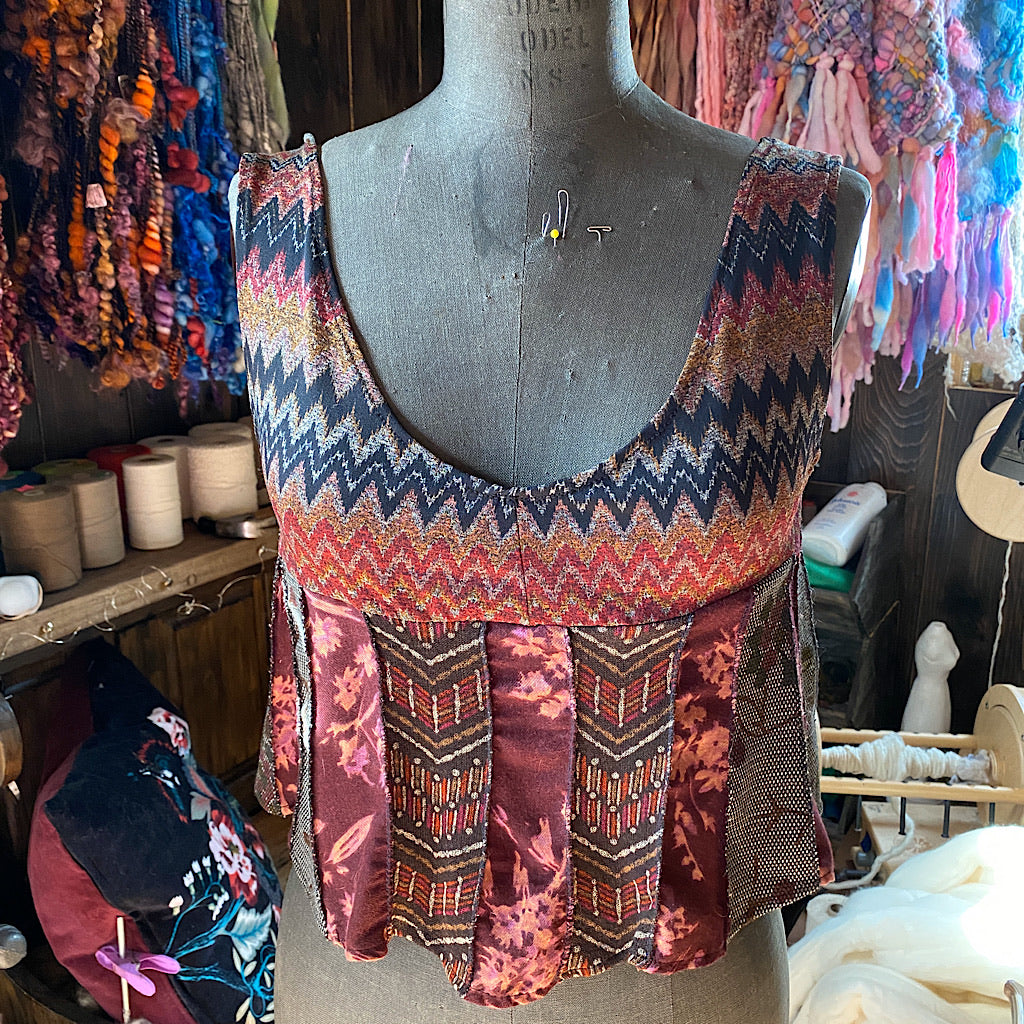 Vintage Mynoush top