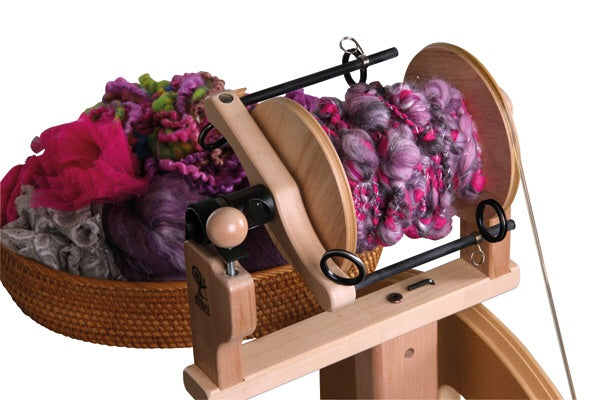 Kiwi super flyer kit - to spin art yarns | Kit SUPER flyer pour rouet Kiwi - Mynoush