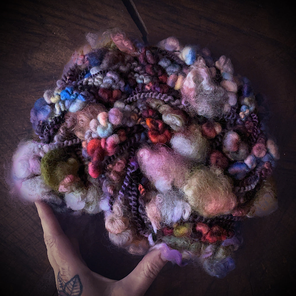 Enchanted Art yarn II