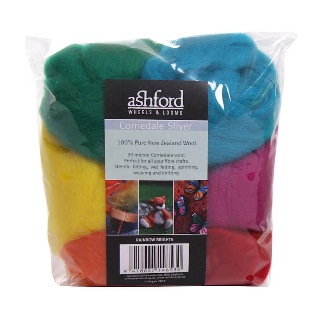 Fibre kit - Rainbow brights