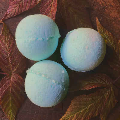 Sos cold decongestant Bath Bombs | 1 bath Bomb - Mynoush