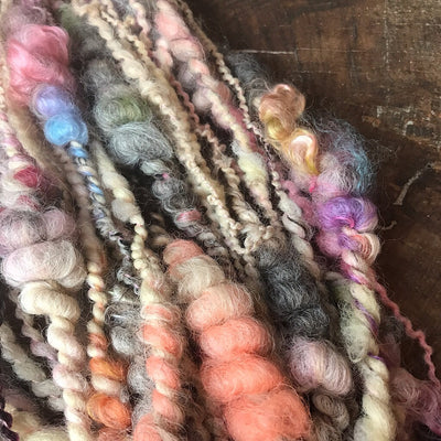 Douceur Art yarn
