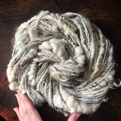 Au naturel alpaca yarn