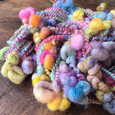 Lollipop Art yarn
