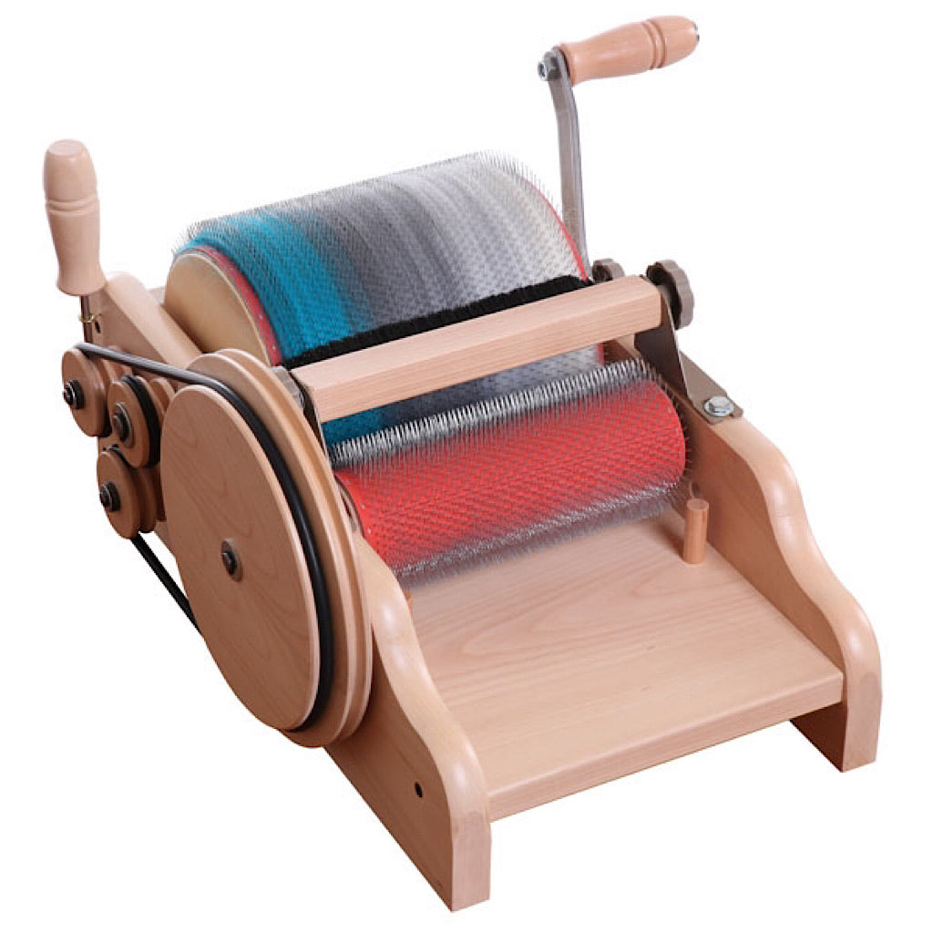 Ashford's Drum carder Fine 72 point