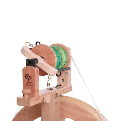 Ashford Kiwi 3 spinning wheel - Rouet- natural finish