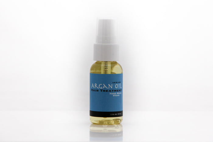 Argan Oil Hair Treatment - Lav & Luxe